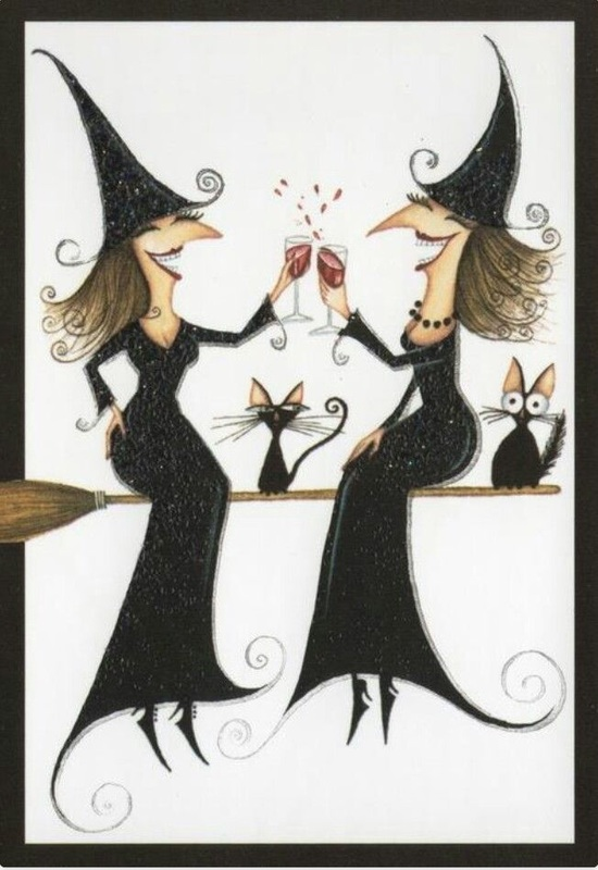 A Fun Group of Witches in Lawrenceville, GA - Home